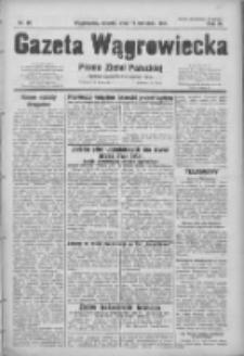 Gazeta Wągrowiecka: pismo ziemi pałuckiej 1931.04.18 R.11 Nr89