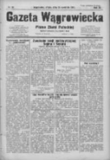 Gazeta Wągrowiecka: pismo ziemi pałuckiej 1931.04.22 R.11 Nr92