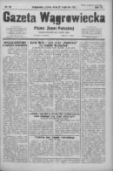 Gazeta Wągrowiecka: pismo ziemi pałuckiej 1931.04.29 R.11 Nr98
