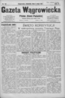 Gazeta Wągrowiecka: pismo ziemi pałuckiej 1931.05.03 R.11 Nr102