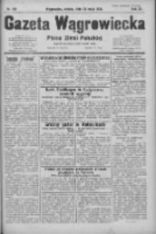 Gazeta Wągrowiecka: pismo ziemi pałuckiej 1931.05.23 R.11 Nr118