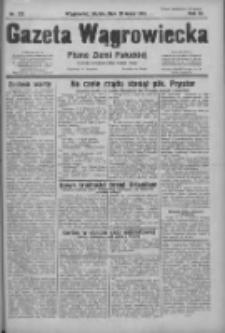 Gazeta Wągrowiecka: pismo ziemi pałuckiej 1931.05.29 R.11 Nr122