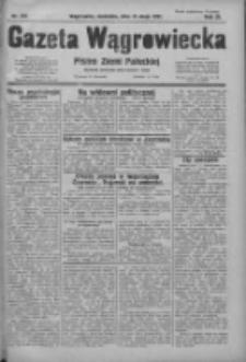 Gazeta Wągrowiecka: pismo ziemi pałuckiej 1931.05.31 R.11 Nr124