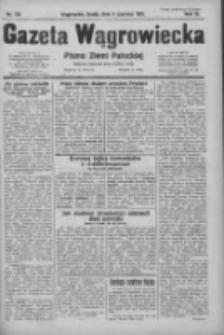 Gazeta Wągrowiecka: pismo ziemi pałuckiej 1931.06.03 R.11 Nr126