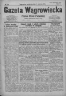 Gazeta Wągrowiecka: pismo ziemi pałuckiej 1931.06.07 R.11 Nr129