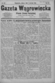 Gazeta Wągrowiecka: pismo ziemi pałuckiej 1931.06.09 R.11 Nr130