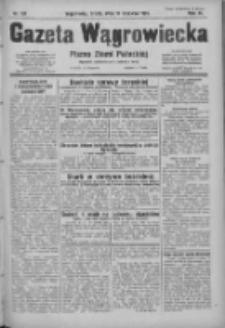 Gazeta Wągrowiecka: pismo ziemi pałuckiej 1931.06.10 R.11 Nr131