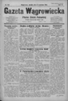 Gazeta Wągrowiecka: pismo ziemi pałuckiej 1931.06.13 R.11 Nr134