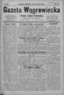 Gazeta Wągrowiecka: pismo ziemi pałuckiej 1931.06.14 R.11 Nr135