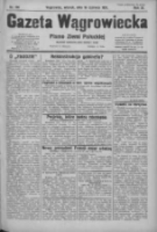 Gazeta Wągrowiecka: pismo ziemi pałuckiej 1931.06.16 R.11 Nr136