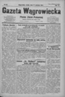 Gazeta Wągrowiecka: pismo ziemi pałuckiej 1931.06.17 R.11 Nr137