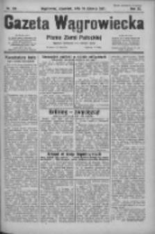 Gazeta Wągrowiecka: pismo ziemi pałuckiej 1931.06.18 R.11 Nr138
