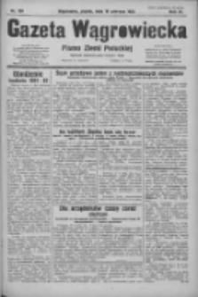 Gazeta Wągrowiecka: pismo ziemi pałuckiej 1931.06.19 R.11 Nr139