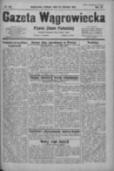 Gazeta Wągrowiecka: pismo ziemi pałuckiej 1931.06.23 R.11 Nr142