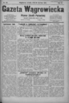 Gazeta Wągrowiecka: pismo ziemi pałuckiej 1931.06.27 R.11 Nr146