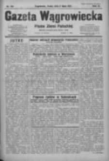 Gazeta Wągrowiecka: pismo ziemi pałuckiej 1931.07.08 R.11 Nr154