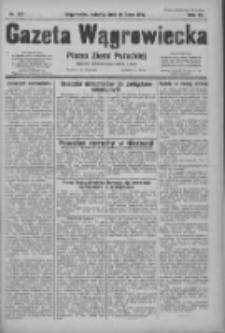 Gazeta Wągrowiecka: pismo ziemi pałuckiej 1931.07.11 R.11 Nr157