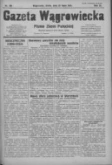Gazeta Wągrowiecka: pismo ziemi pałuckiej 1931.07.22 R.11 Nr166
