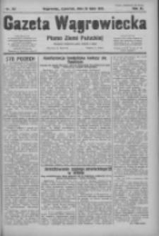 Gazeta Wągrowiecka: pismo ziemi pałuckiej 1931.07.23 R.11 Nr167