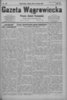 Gazeta Wągrowiecka: pismo ziemi pałuckiej 1931.07.24 R.11 Nr168