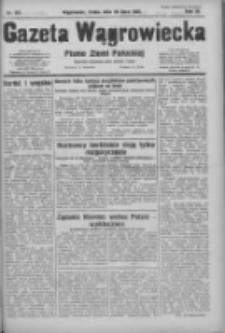 Gazeta Wągrowiecka: pismo ziemi pałuckiej 1931.07.29 R.11 Nr172