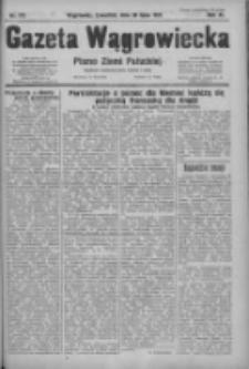 Gazeta Wągrowiecka: pismo ziemi pałuckiej 1931.07.30 R.11 Nr173