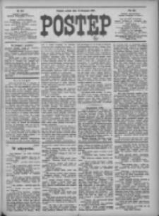 Postęp 1908.11.10 R.19 Nr259