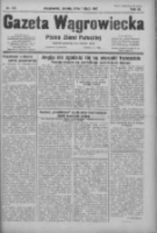 Gazeta Wągrowiecka: pismo ziemi pałuckiej 1931.08.01 R.11 Nr175