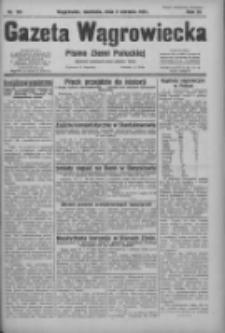 Gazeta Wągrowiecka: pismo ziemi pałuckiej 1931.08.02 R.11 Nr176