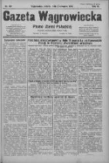Gazeta Wągrowiecka: pismo ziemi pałuckiej 1931.08.08 R.11 Nr181