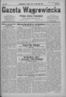Gazeta Wągrowiecka: pismo ziemi pałuckiej 1931.08.12 R.11 Nr184