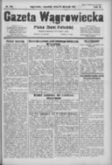 Gazeta Wągrowiecka: pismo ziemi pałuckiej 1931.08.20 R.11 Nr190
