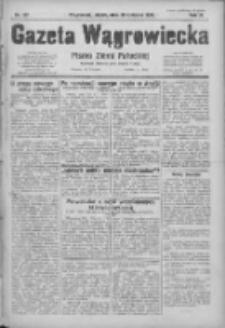 Gazeta Wągrowiecka: pismo ziemi pałuckiej 1931.08.28 R.11 Nr197