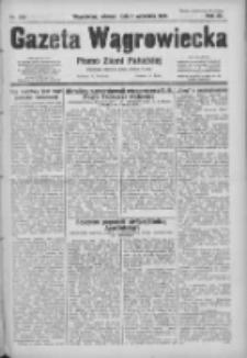Gazeta Wągrowiecka: pismo ziemi pałuckiej 1931.09.01 R.11 Nr200