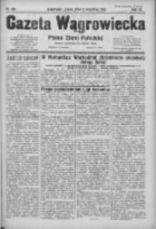 Gazeta Wągrowiecka: pismo ziemi pałuckiej 1931.09.02 R.11 Nr201