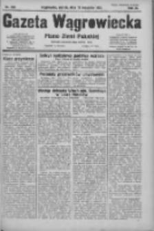Gazeta Wągrowiecka: pismo ziemi pałuckiej 1931.09.11 R.11 Nr209