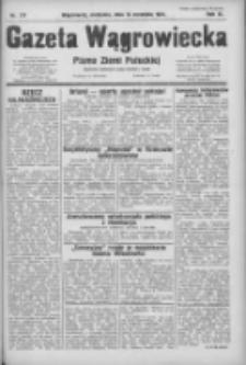 Gazeta Wągrowiecka: pismo ziemi pałuckiej 1931.09.13 R.11 Nr211