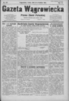 Gazeta Wągrowiecka: pismo ziemi pałuckiej 1931.09.23 R.11 Nr219