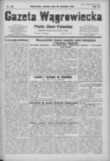 Gazeta Wągrowiecka: pismo ziemi pałuckiej 1931.09.29 R.11 Nr224