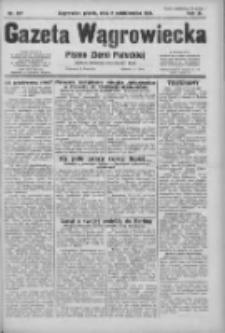 Gazeta Wągrowiecka: pismo ziemi pałuckiej 1931.10.02 R.11 Nr227