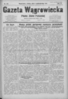 Gazeta Wągrowiecka: pismo ziemi pałuckiej 1931.10.03 R.11 Nr228