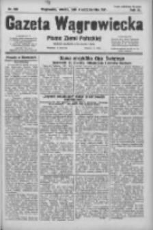 Gazeta Wągrowiecka: pismo ziemi pałuckiej 1931.10.06 R.11 Nr230