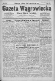 Gazeta Wągrowiecka: pismo ziemi pałuckiej 1931.10.08 R.11 Nr232