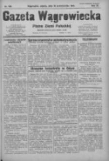 Gazeta Wągrowiecka: pismo ziemi pałuckiej 1931.10.10 R.11 Nr234