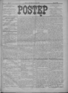 Postęp 1902.01.10 R.13 Nr7