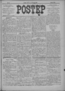 Postęp 1902.01.15 R.13 Nr11