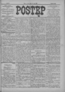 Postęp 1902.02.28 R.13 Nr49