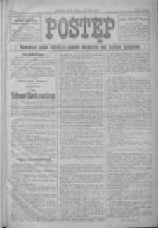 Postęp: narodowe pismo katolicko-ludowe niezależne pod każdym względem 1916.01.05 R.27 Nr3
