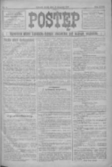 Postęp: narodowe pismo katolicko-ludowe niezależne pod każdym względem 1916.01.12 R.27 Nr8