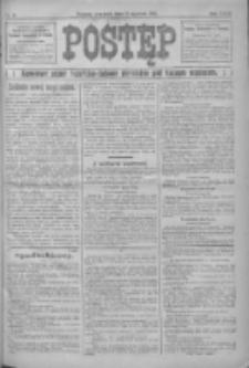Postęp: narodowe pismo katolicko-ludowe niezależne pod każdym względem 1916.01.13 R.27 Nr9